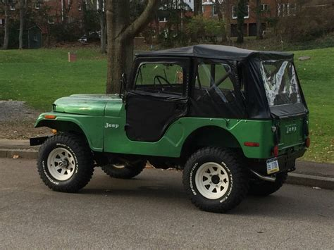 original jeep 1973 all original jeep cj5 na prodej