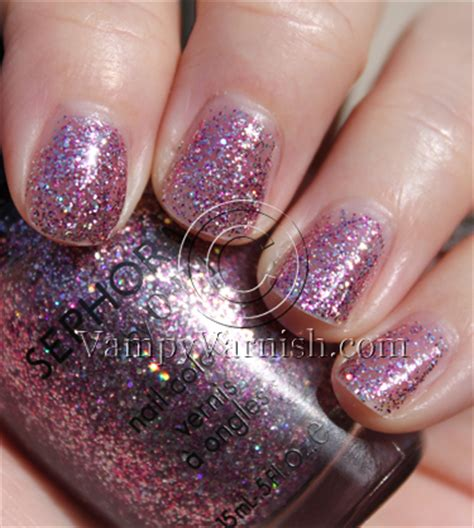 Tart Di Sephora pink jelly nail
