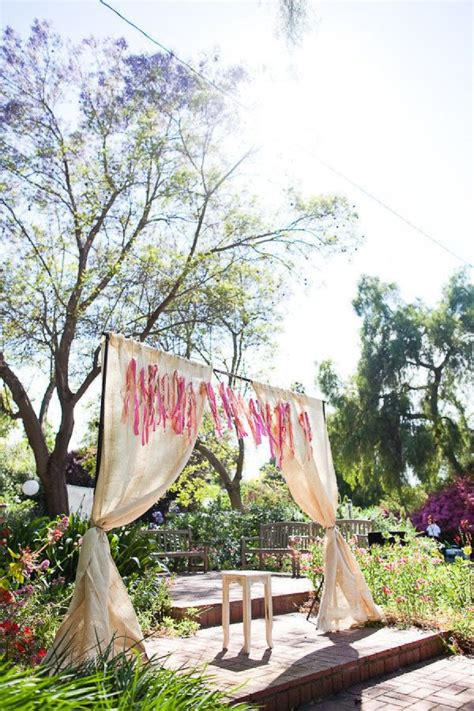 Garden Wedding Altar Ideas 10 Original Altar Design Ideas For Outdoor Weddings