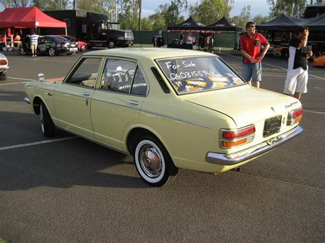 1971 Toyota Corona 1971 Toyota Corona Information And Photos Momentcar