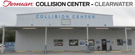 ferman collision center  auto body repair shop map  phone number locations  tampa