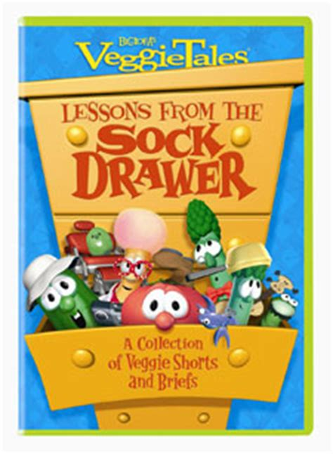 Veggie Tales Lesson From The Sock Drawer veggie tales giveaway