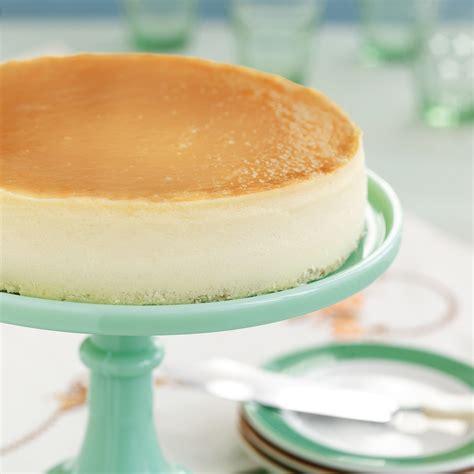 new york cheesecake recipe best original new york cheesecake recipe epicurious