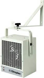 dimplex dgwh4031 electric garage heater