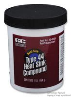 10 8126 Gc Electronics Sealant Heat Sink Compound