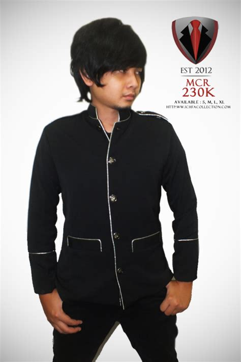Baju Pria Nike The Athletic Dept pin jaket model jas on