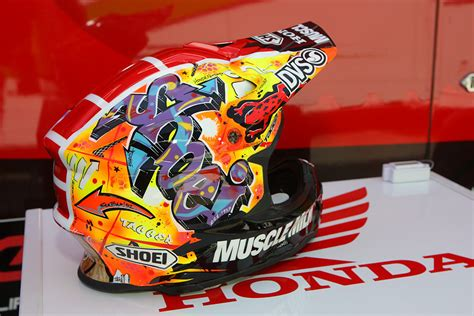 cool motocross helmets cool custom helmets of the moto related
