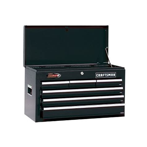 craftsman 26 inch 6 drawer tool chest new craftsman tool box 26 quot wide 6 drawer ball bearing