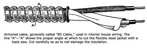 bx electrical wire bx wiring free engine image for user manual
