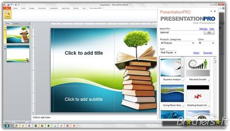 Powerpoint 2007 Template Free Download Powerpoint 2007 Powerpoint Presentation 2007 Free