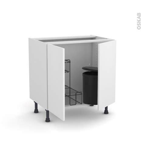 poubelle de cuisine sous evier maison design bahbe