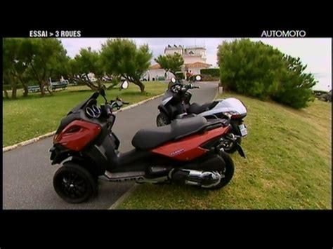 vid 233 o automoto essai moto le scooter piaggio mp3 400