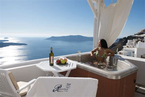 hotel rooms with outdoor tubs pegasus suites classic outdoor room hotels in