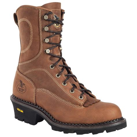 georgia boots comfort core men s georgia boots 174 9 quot comfort core 174 gore tex 174 waterproof