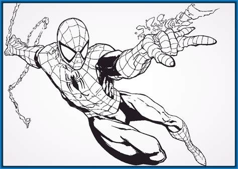 dibujos para pintar hombre araña dibujos para colorear de los increibles guido cars para