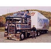 Lkw Foto  Kenworth K 100C VIT Von Highway Hank Amerika