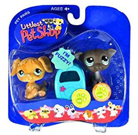 new year golden ox lps hasbro year 2006 littlest pet shop pet pairs