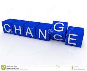 chance to change stock photo image 26269180