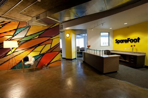 Storage Corporate Office by Sparefoot S Offices Office Snapshots