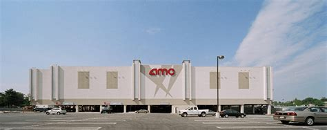 Garden State Plaza Floor Plan by Amc Theater Ew Howell