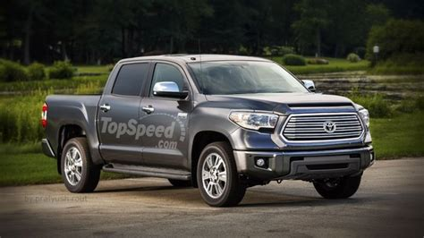 Toyota Tundra Cer 2019 Toyota Tundra Review Top Speed