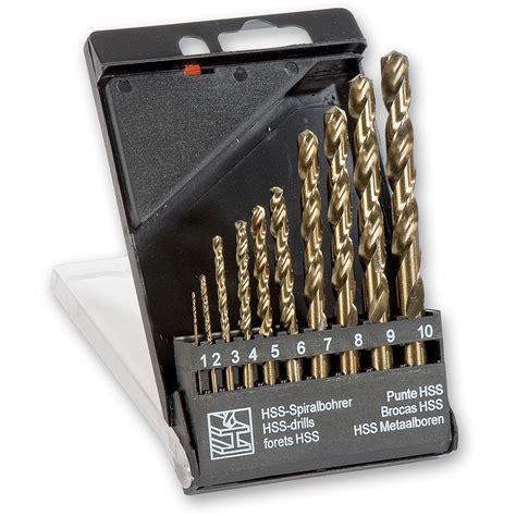 Drill Bit Set 10 cobalt hss drill bit set drill bit drill bit