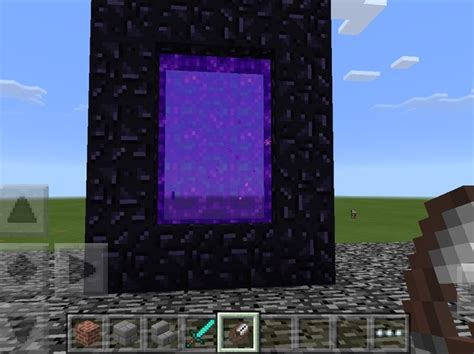 Minecraft Guide To The Nether The End how to make a nether portal on minecraft pe snapguide