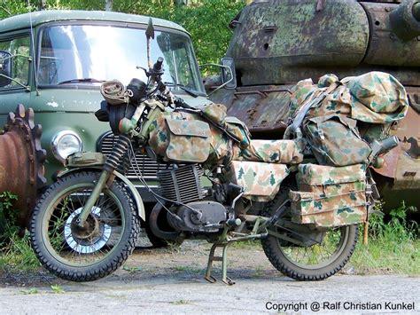 Mz Motorrad Bundeswehr by Mz Etz 250 2591209