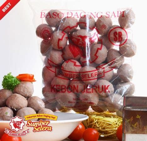 baso sapi sosis produk kebon jeruk supplier frozen food