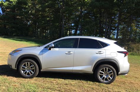 lexus crossover 2015 review 2015 lexus nx 200t a luxury compact crossover