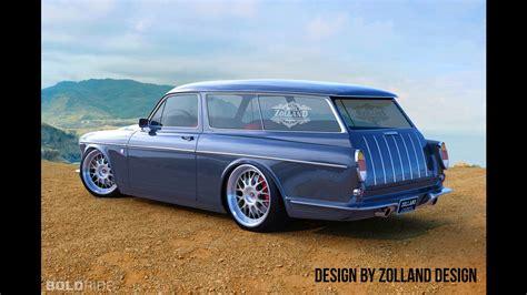 Beautiful Interior Design by Zolland Design Volvo Amazon Custom Wagon
