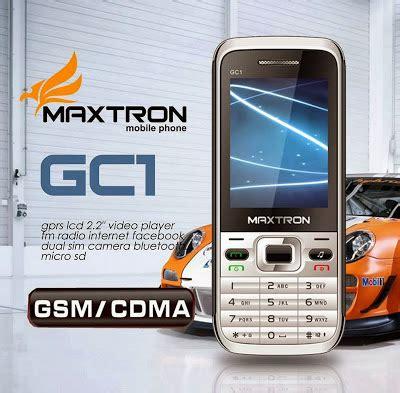 Maxtron C19 Dual Sim 1 maxtron gc1 gsm cdma seputar dunia ponsel dan hp