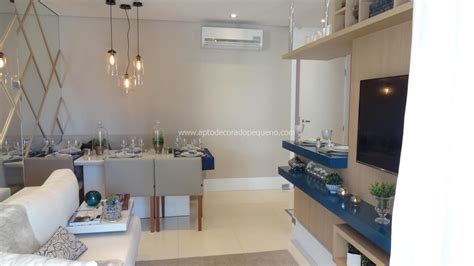 apartamentos decorados videos apartamento decorado de 50m sala quarto cozinha