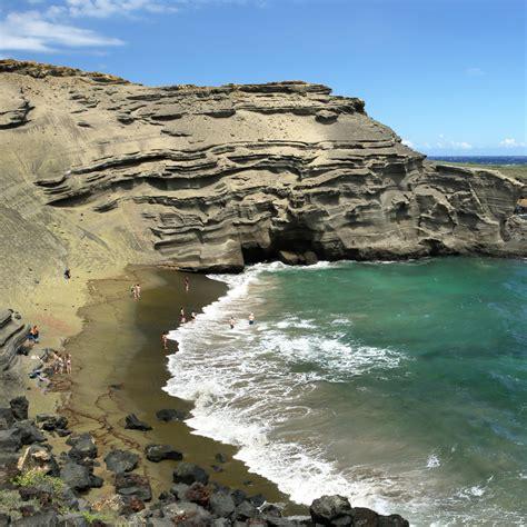 Papakolea (Green Sand Beach), Hawaii, Hawaii   The World?s