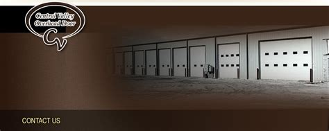 Central Valley Overhead Door Fresno Garage Door Company Central Valley Overhead Door
