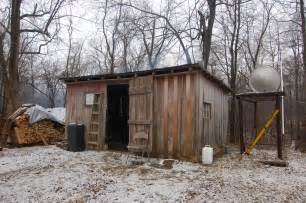 this sugar shack produces more than maple syrup roadkill