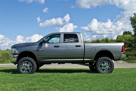 "Press Release #53: Dodge Ram 2500/3500 6"" Lift Kits"