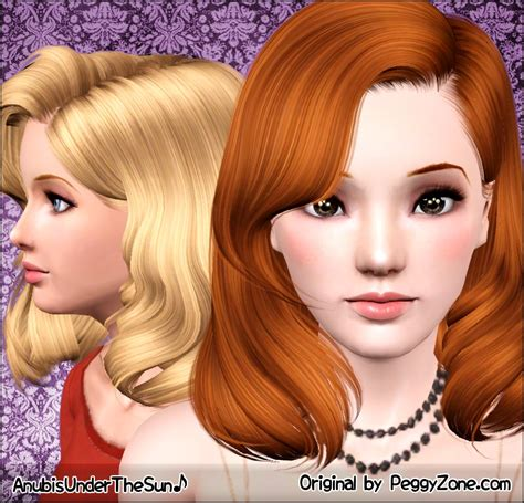Free Hairstyle Downloads by Sims Hairstyles Downloads Free