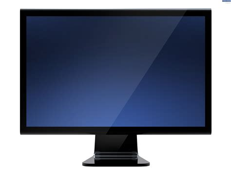 Monitor Lcd Laptop black lcd display psdgraphics