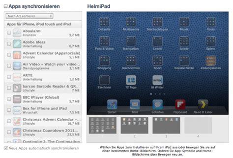 Auto Backup Deaktivieren by Itunes Apps Sync Deaktivieren Ohne Sie Zu L 246 Schen Iphone