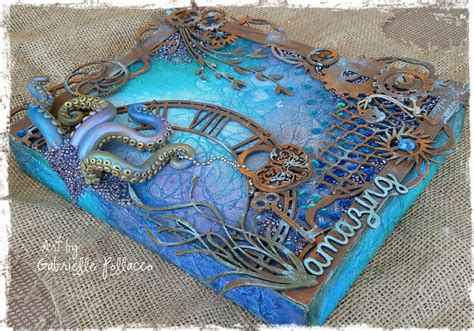 create your book mixed media projects for expanding creativity and encouraging personal growth books such a pretty mess new tutorial mixed media canvas