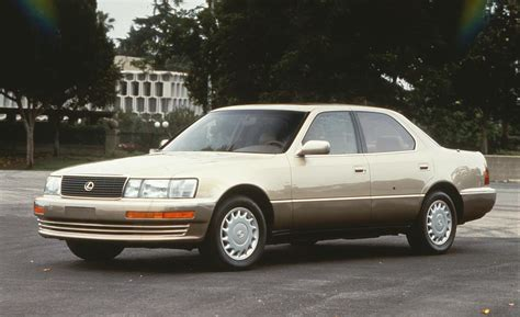 lexus ls400 car and driver
