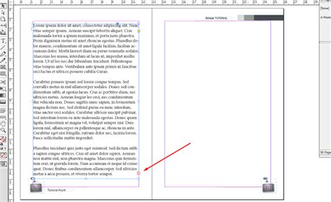 tutorial layout buku indesign cara membuat layout buku dengan adobe indesign bekerja