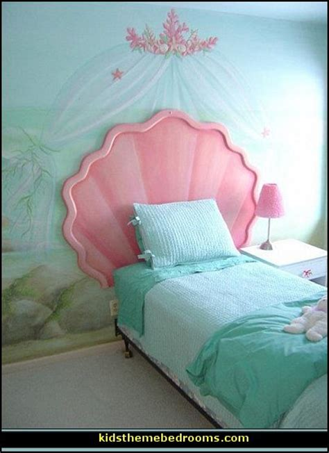 the little mermaid bedroom decor decorating theme bedrooms maries manor underwater