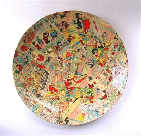 Decoupage Plate - 39 best mod podge images on