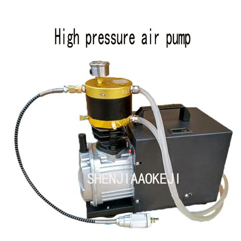 air compressor air pump water cooled integrated high