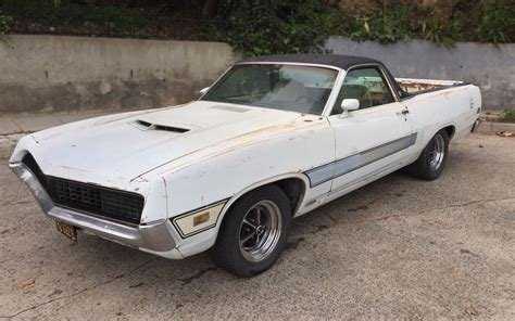 1970 Ford Ranchero by Thunder Jet Are Go 1970 Ford Ranchero Gt