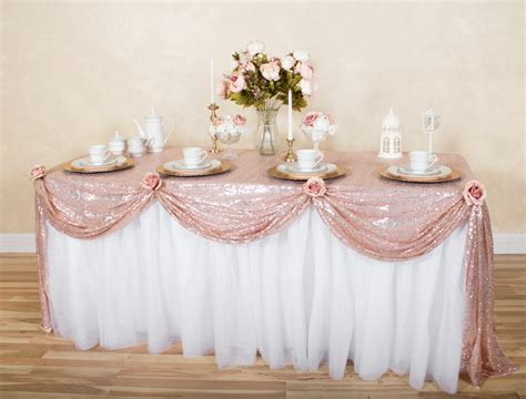 Diy Tutu Table Gorgeous Decorating by 14 Gorgeous Tutu Table Skirt Ideas Linentablecloth