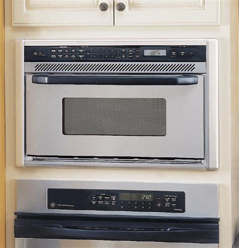 ge built in microwave ge profile built in microwave convection oven jeb1095sb ge appliances