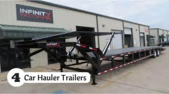 Infinity Trailer Car Hauler Trailers At Infinity Trailers